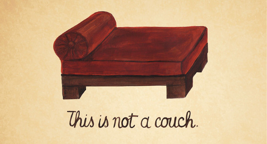 psychoanalytic couch